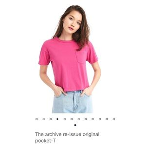 gap Limited Edition 90s ReIssue Archive Pocket Tee